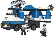 Sluban M38-B0187 - Police Series - Mobile Police Post