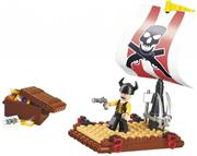 Sluban M38-B0277 - Pirate Raft