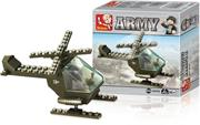 Sluban M38-B5700 - Army Series - Attack Helicopter