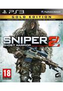 Sniper: Ghost Warrior 2 GOLD (PS3)