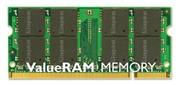 SODIMM DDR2 2GB Kingston 800 CL6 (KVR800D2S6/2G)