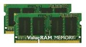 SODIMM DDR3 16GB (Kit 2x8GB) Kingston 1600 CL11 (KVR16S11K2/16)