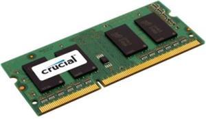 SODIMM DDR3 8GB Crucial 1600MHz CL11 1.35V (pre Mac)