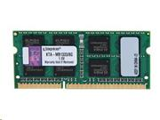 SODIMM DDR3 8GB Kingston 1333MHz modul pro Apple