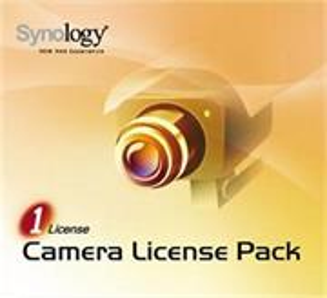 Software Synology 4 další licence pro IP kameru