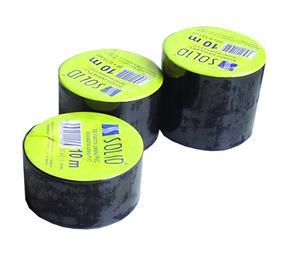 SOLID AP08, izolačná páska PVC, 50x10, čierna