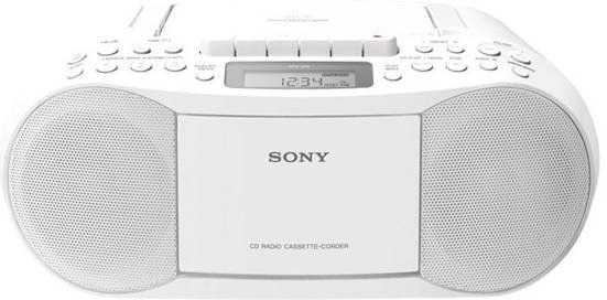 Sony CFD-S70W, rádiomagnetofón s CD