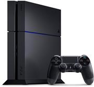 Sony PlayStation 4 500GB čierna/Jet Black