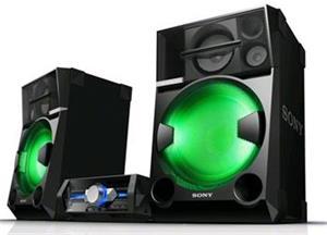 SONY SHAKE-X7 Domácí audiosystém