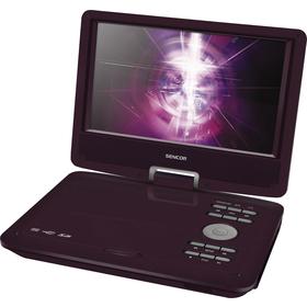 SPV 2919 RED prenosné DVD SENCOR