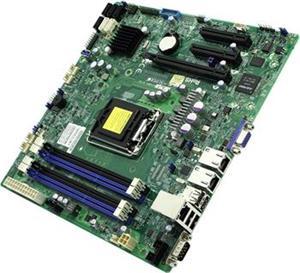 SUPERMICRO MB 1xLGA1150, iC222,DDR3,2xSATA3,4xSATA2,(2x PCI-E3.0 x8,1x PCI-E2.0 x4), IPMI (retail)