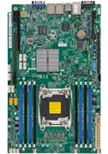 SUPERMICRO MB 1xLGA2011-3, iC612 8x DDR4 ECC,10xSATA3,(PCI-E 3.0/1,1(x8,x32),2x LAN,IPMI