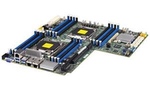 SUPERMICRO MB 2xLGA2011-3, iC612 16x DDR4 ECC,10xSATA3,(PCI-E 3.0/1,1(Lx32,Px16),2x LAN,IPMI