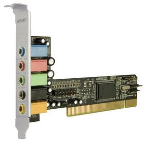 Sweex 5.1, PCI