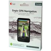 Sygic GPS Navigation Voucher