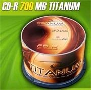 Titanum CD-R 50 pack 52x/700MB/