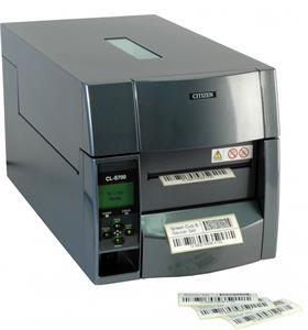 Tlačiareň Citizen CL-S700 203dpi, paralel/RS232/USB, TT