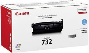 toner Canon CRG-732 C, azurový, 6400 strán