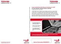 Toshiba - 4-ročná medzinárodná záruka - rozširenie (elektronicka regis