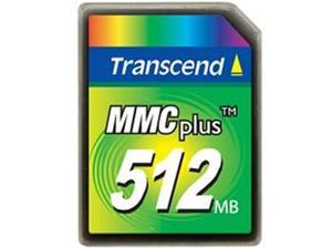 Transcend High Speed MMC 512MB
