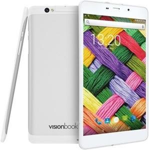 """Umax VisionBook 8Q, 8"""", 16GB, LTE, biely"""