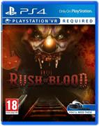 Until Dawn: Rush of Blood VR (PS4 VR)