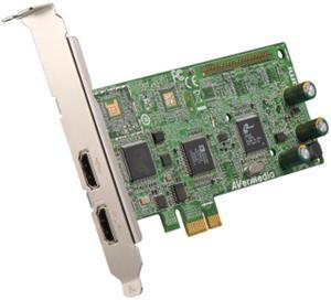 Videokarta AVerMedia DarkCrystal HD Capture Pro, PCI-e, 1080i