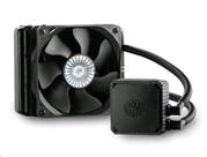 vodný chladič Cooler Master Seidon 120V Ver. 2,skt.2011/1366/1150/1155/1156/775/AM3+/AM3/AM2 silent, 120mm PWM fan