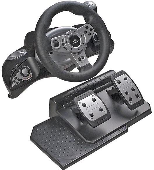 Volant Tracer Zonda PC/PS2/PS3/GC/USB