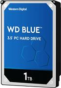 "WD Blue 3,5"", 1TB, 7200RPM, 64MB cache"