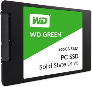 """WD Green, 2,5"""" SSD, 120GB"""