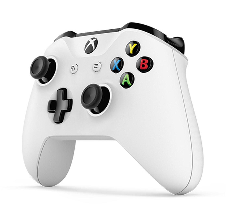 XBOX ONE, Bezdrôtový ovládač, pre XBOX ONE a Windows 10, biely