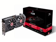 XFX Radeon RX 580 GTS BLACK EDITION 8GB/256-bit DDR5 3xDP HDMI