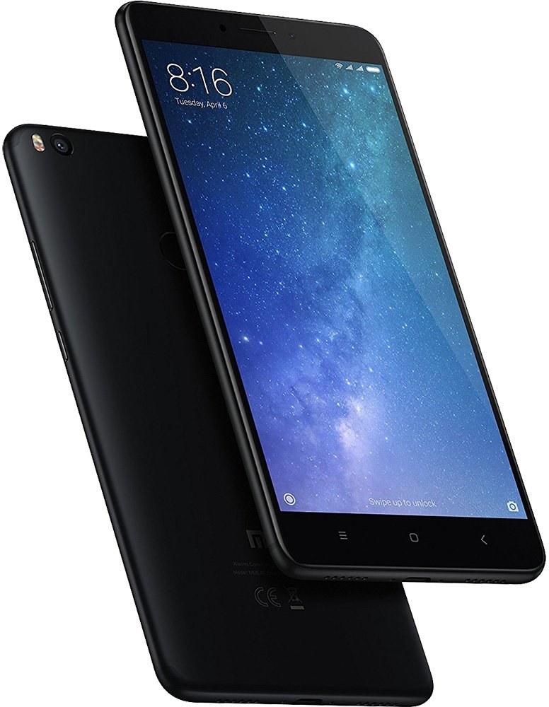 Xiaomi Mi Max2, čierny