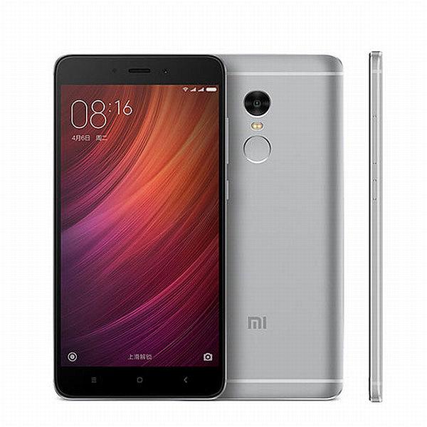 Xiaomi Redmi Note 4 Global , 32GB, LTE, sivý