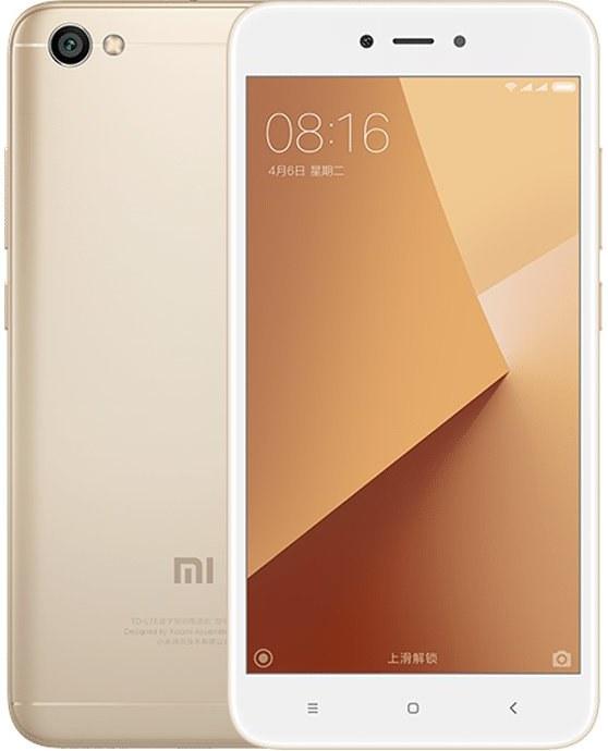 Xiaomi Redmi Note 5A 2GB/16GB, zlatý
