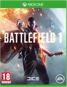 XONE hra - Battlefield 1