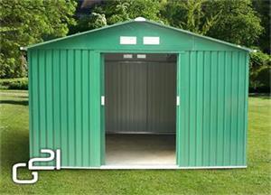 Záhradný domček G21 GAH 905 - 311 x 291 cm