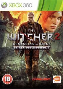 Zaklínač 2: Vrahové králů CZ (Rozšířená Edice) (Xbox 360)