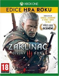 Zaklínač 3: Divoký hon (Xbox One)