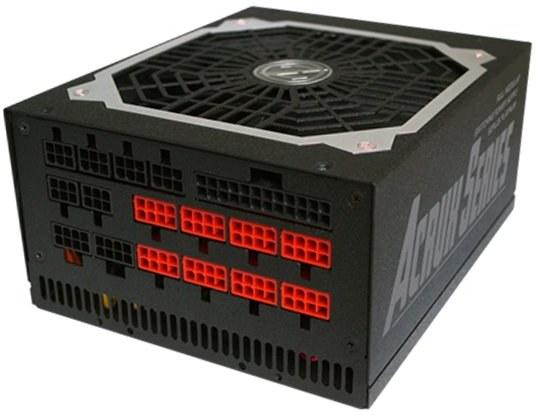 Zalman ZM850-ARX, 850W, 80Plus Platinum, 135mm ventilátor, modular