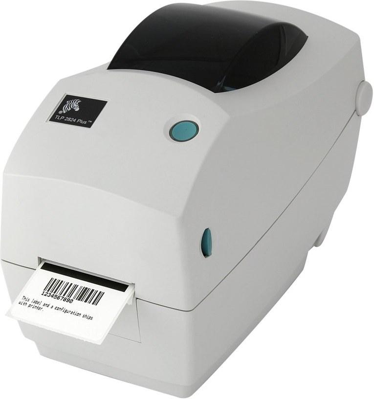 Zebra TLP2824 Plus,203dpi, RS232+USB
