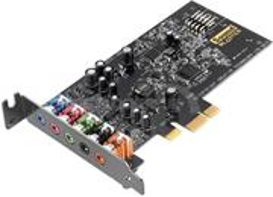 Zvuková karta Creative SB AUDIGY FX, PCIE, bulk