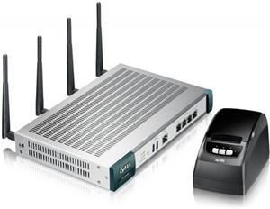 ZYXEL UAG2100, firewall