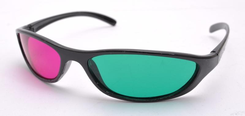 484d5e071 3D okuliare Primecooler 3D Glasses Magenta/Green 3DGLASSES-MG ...