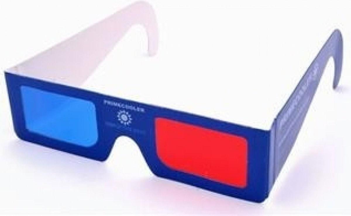 3D okuliare Primecooler PC-AD1 3D Glass