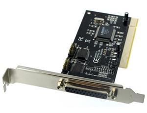 4World PCI radič 1 x Parallel Port