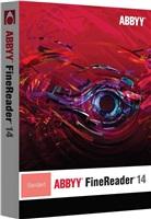 ABBYY FineReader 14 Standard / standalone / BOX