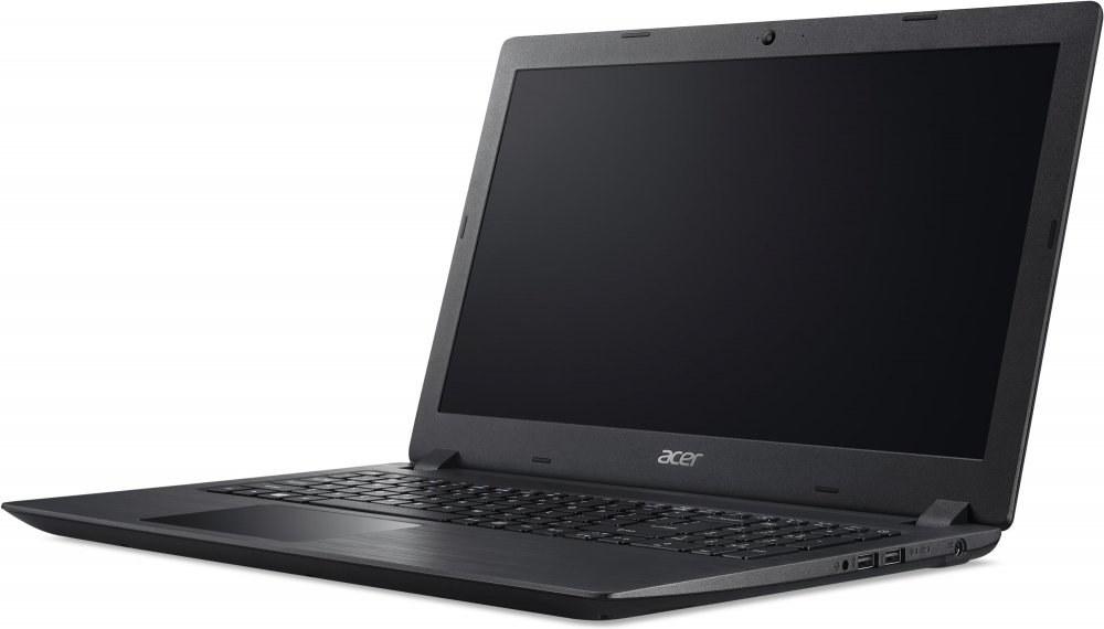 Acer Aspire 3 A315-51-318M, čierny