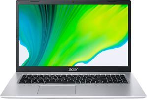 Acer Aspire 3 A317-33-C8WV, strieborný